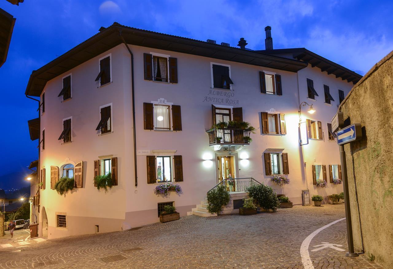 Hotel im Zentrum von Levico Terme