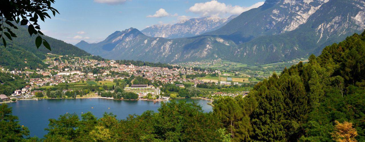 Wegbeschreibung nach Levico Terme