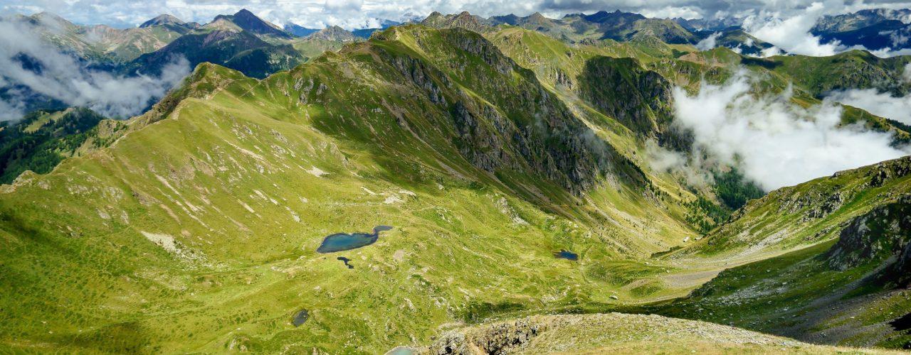 Entdecken Sie die Valsugana und den Lagorai