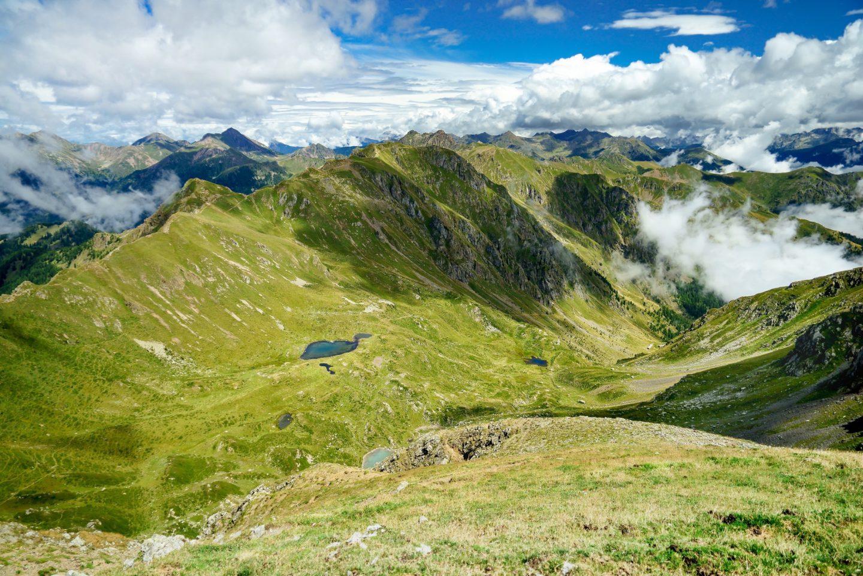 Territorio: La catena del Lagorai, natura da scoprire