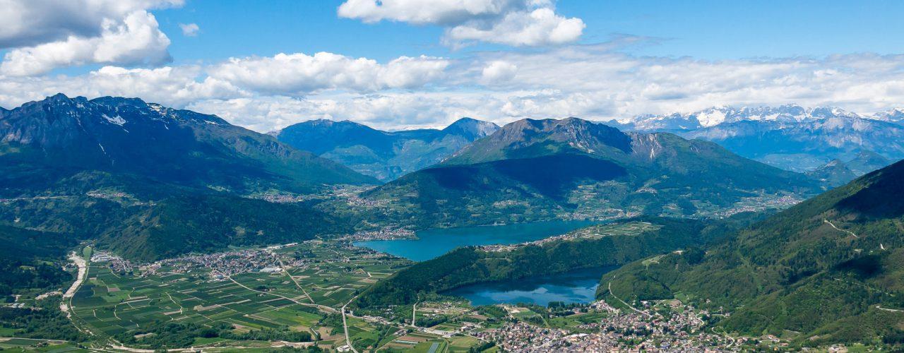 Il lago di Levico è un bellissimo specchio d'acqua che caratterizza la nostra città termale